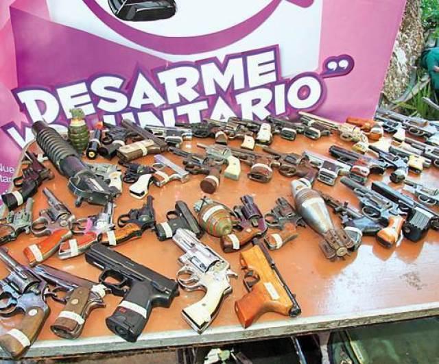 desarme df