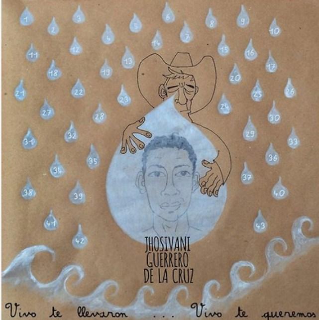 ilustradores con ayotzinapa14