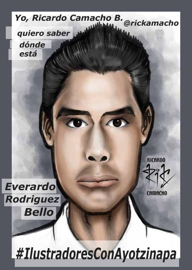 ilustradores con ayotzinapa4