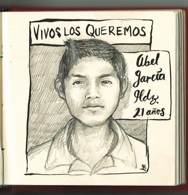 ilustradores con ayotzinapa9