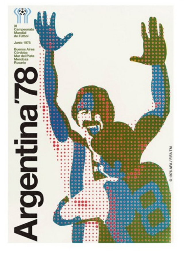 poster argentina 78