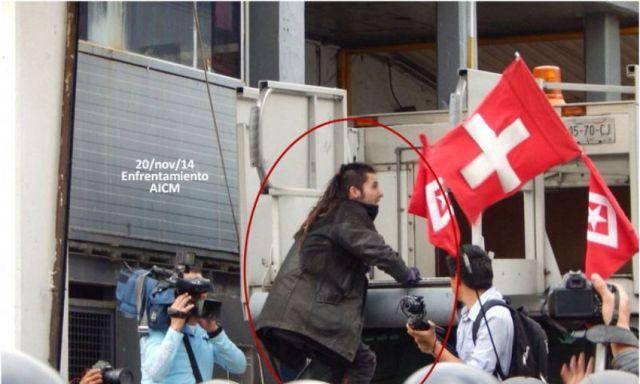 sandino protestas 20NovMx2