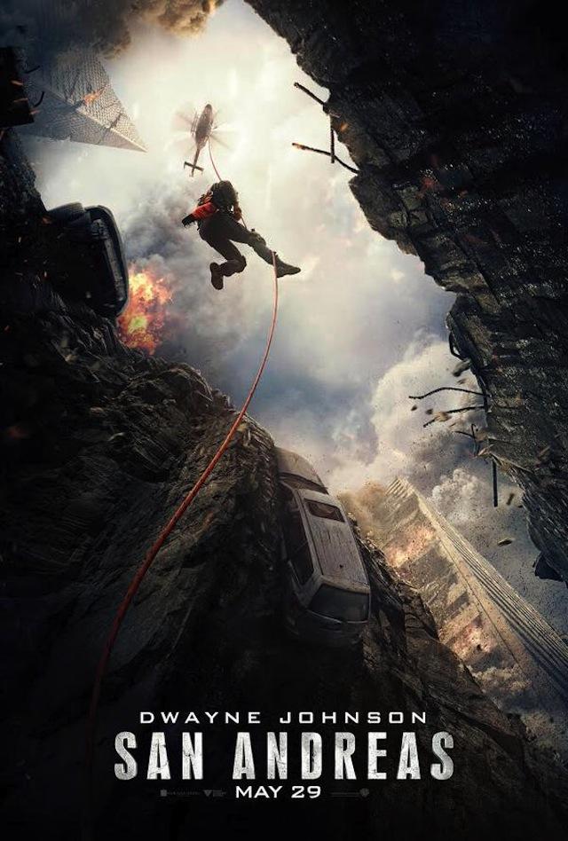 """Chequen el tercer trailer de """"Terremoto: La Falla de San Andrés"""""""