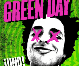 Green Day Uno 2012