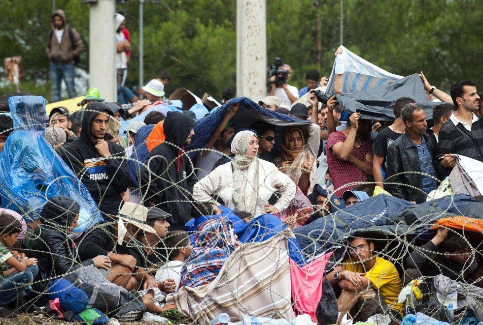 Resultado de imagen para ¿Por qué hay tantos refugiados y migrantes?