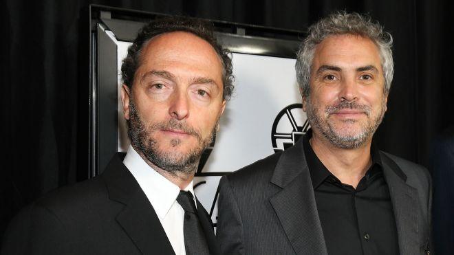 Alfonso Cuaron Emmanuel Lubezki