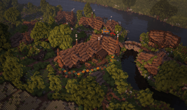 Minecraft-Shire-7