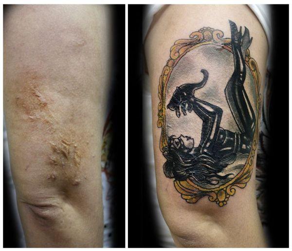 a pele da flor tatuaje3