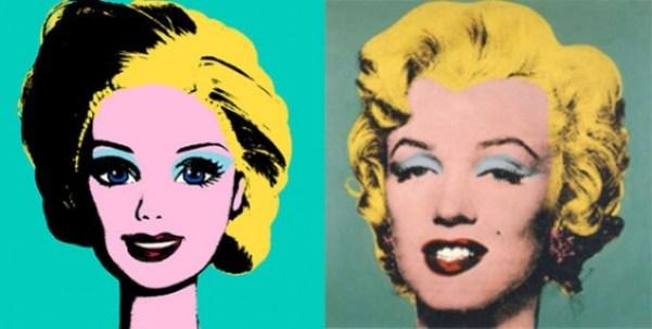 muse-barbie-warhol-marilyn-Jocelyne-Grivaud-565x285