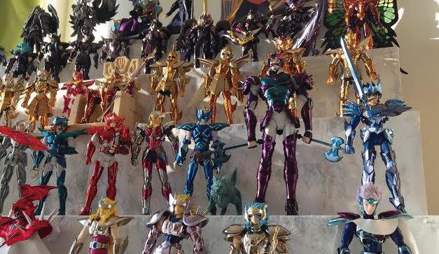 Los Caballeros del Zodiaco 01