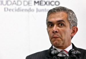 Alza en inseguridad en CDMX es por el nuevo Sistema de Justicia Penal: Mancera