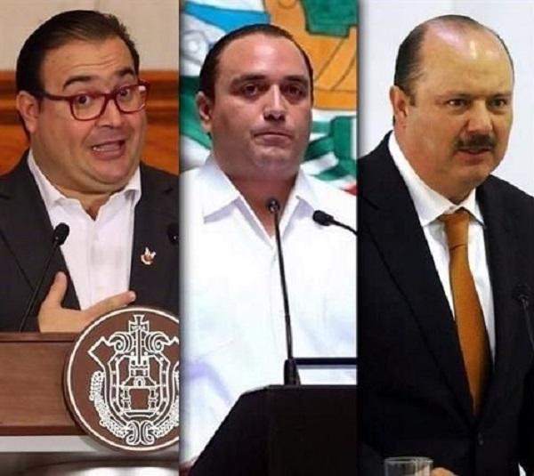 Expulsa el PRI al exgobernador Roberto Borge