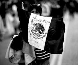 Ayotzinapa: presentan #PlataformaAyotzinapa