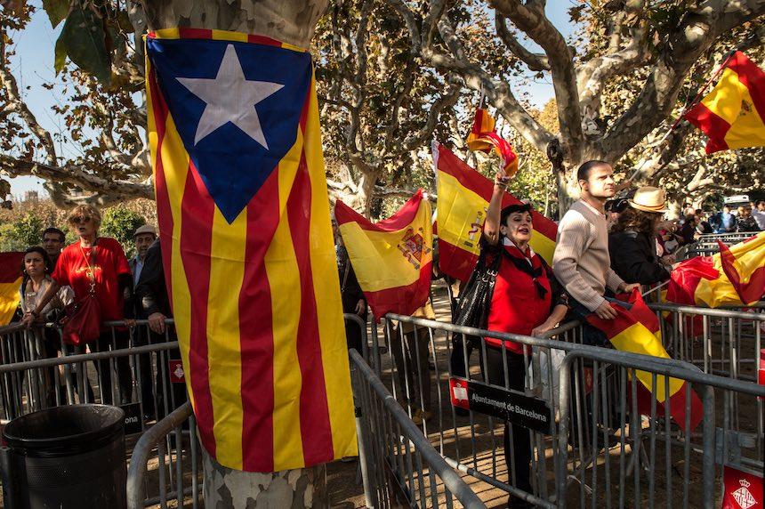 bandera cataluna
