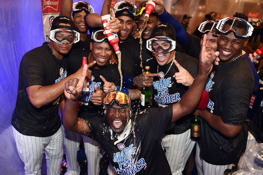 Los Chicago Cubs son el mejor equipo de la mlb