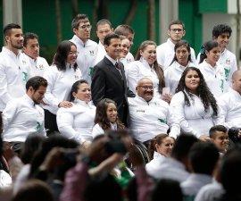 Delegación Mexicana de Juegos Paralímpicos