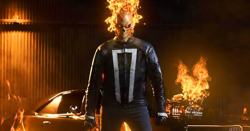 Marvel Agents of SHIELD Ghost Rider