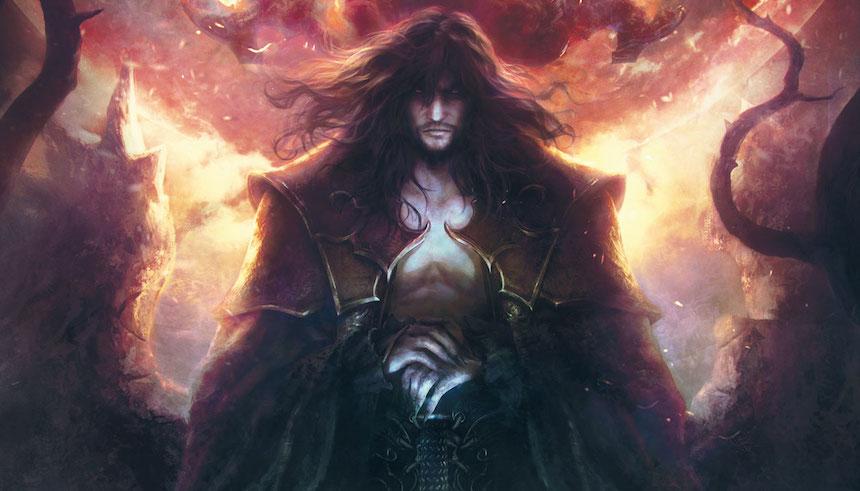 Castlevania: Lord of Sahdows Dracula 20 Aniversario