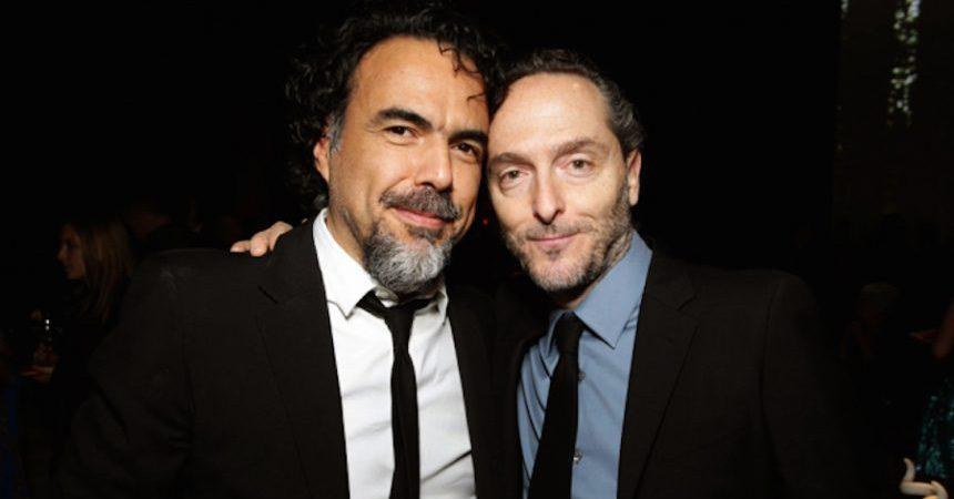 Emmanuel Lubezki y González Iñárritu