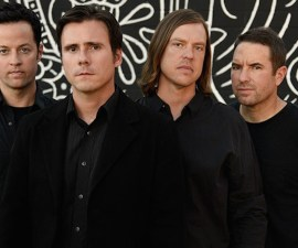 Jimmy Eat World presentó video acústico para Get Right