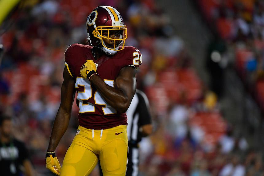 Josh Norman llega para apoyar a la defensiva de los Redskins