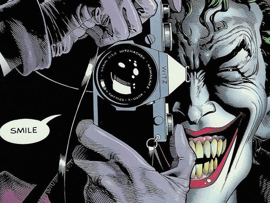 Alan Moore - The Killing Joke