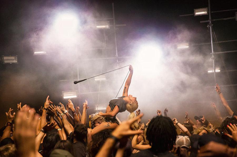 Lady Gaga estrenó video para Perfect Illusion