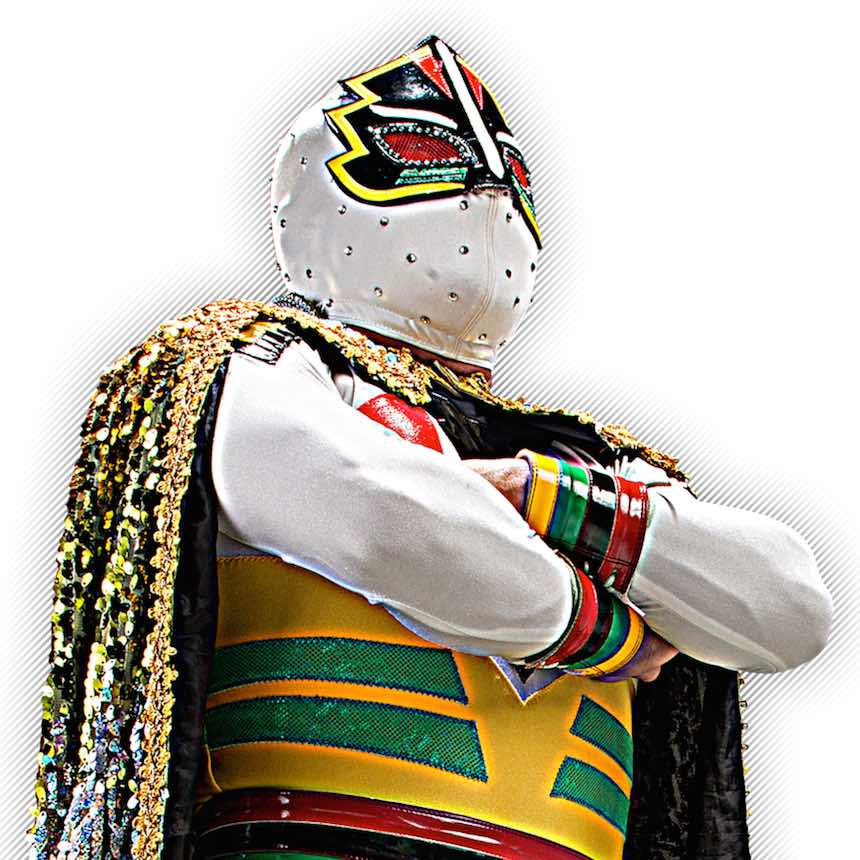 Mascarita Sagrada