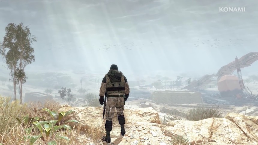 Metal Gear Survive Gameplay 4