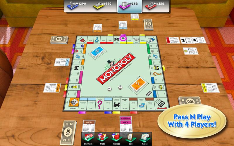 Monopoly Aplicación