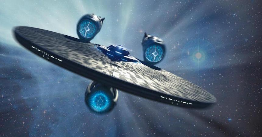 Nave Enterprise - Star Trek
