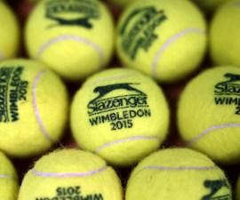 Las pelotas de tenis comenzarán a ser recicladas para crear canchas