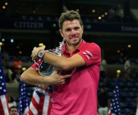 Stan Wawrinka se llevó el US Open y ganó el tercer Grand Slam de su carrera