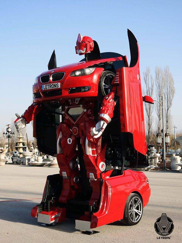 Transformer Turco 2
