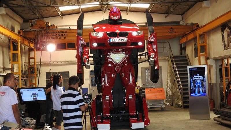 Transformer Turco