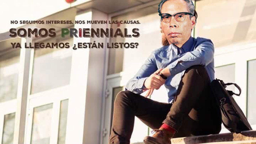 PRIennials - Diaz Ordaz - Dinosaurios.