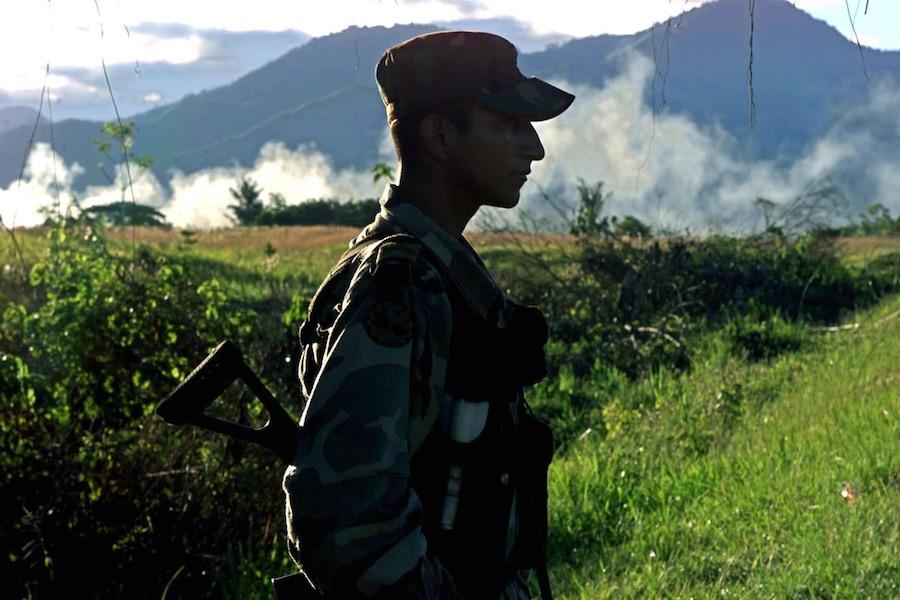 Colombia - Plebiscito - FARC.