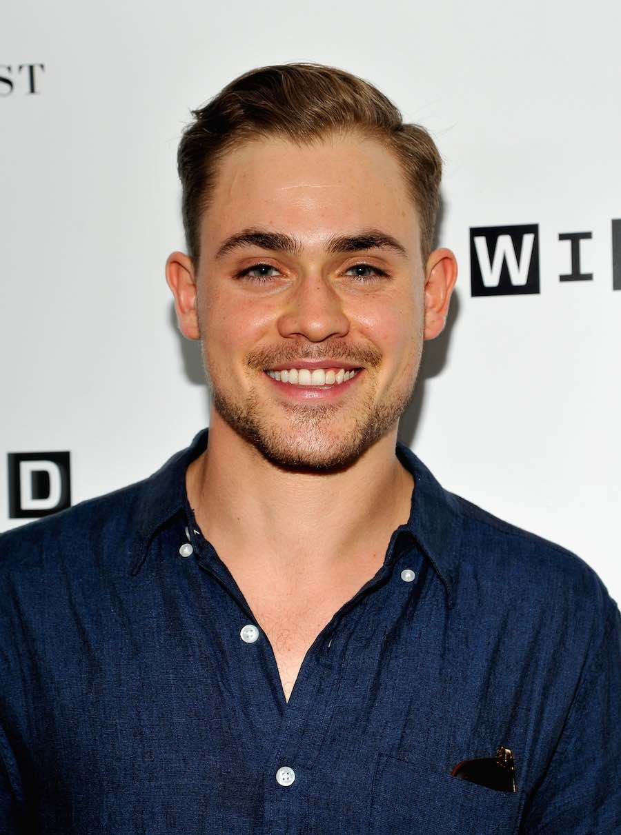Actor Dacre Montgomery