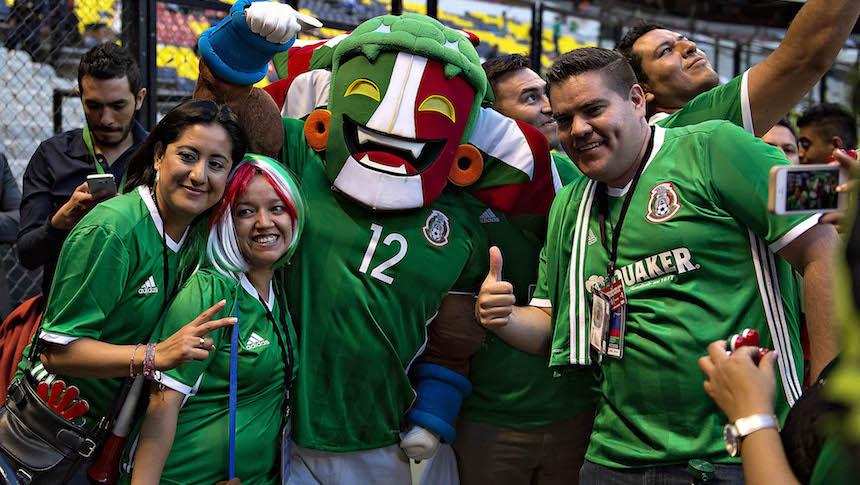La afición de México podrá meter en problemas a México