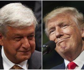De acuerdo con el periodista Pablo Hiriart AMLO y Trump no se parecen... son igualitos