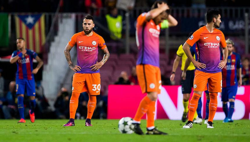 Barcelona superó 4-0 al Manchester City