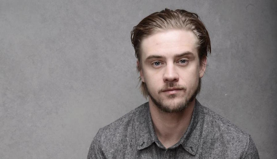 Actor Boyd Holbrook