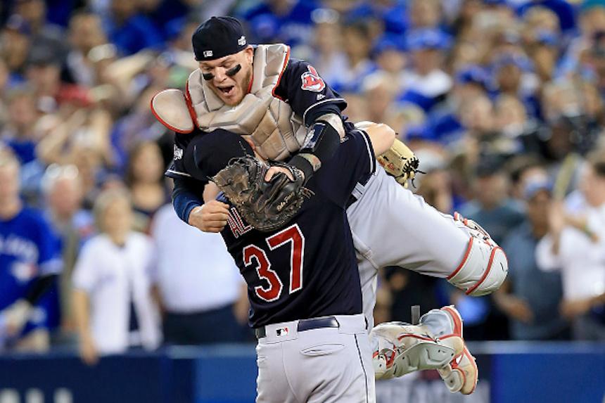 Cleveland Indians v Toronto Blue Jays - Game Five