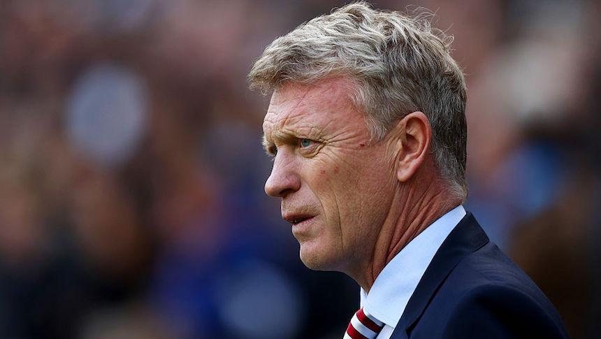 David Moyes ha tenido una patética temporada con el Sunderland