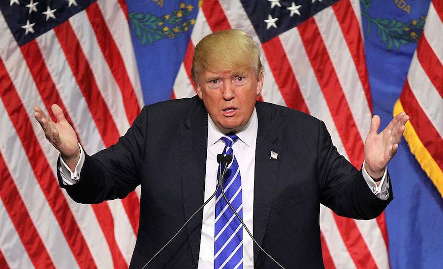 Reviven video polémico de Donald Trump