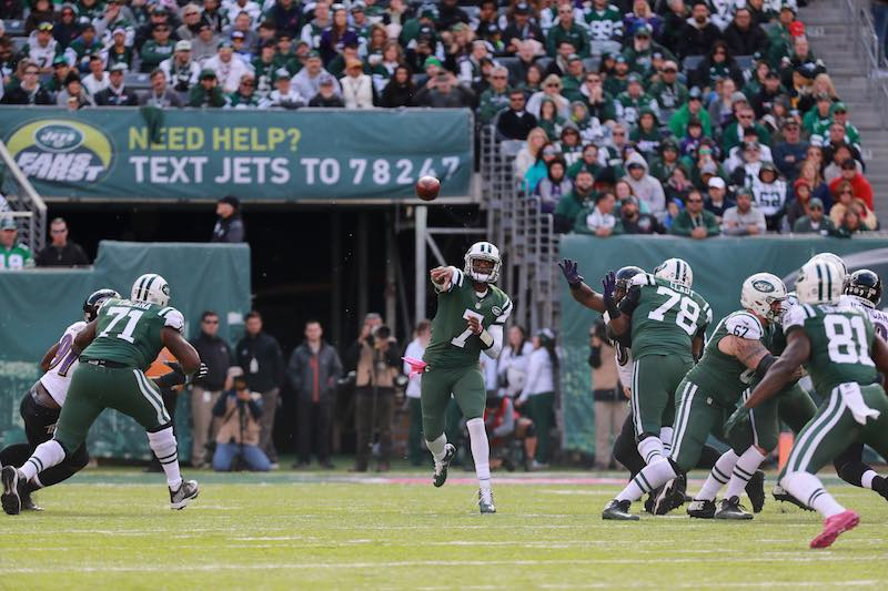 Geno Smith de New York Jets
