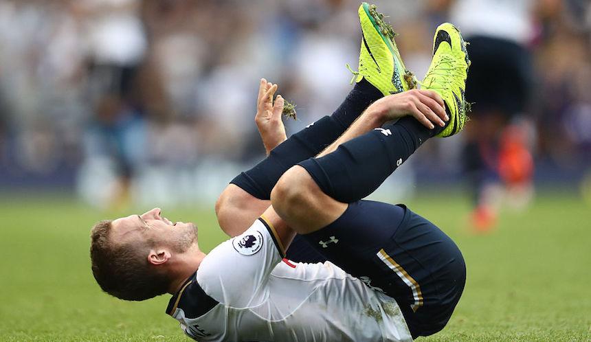 Harry Kane sigue lesionado y eso le afecta al Tottenham