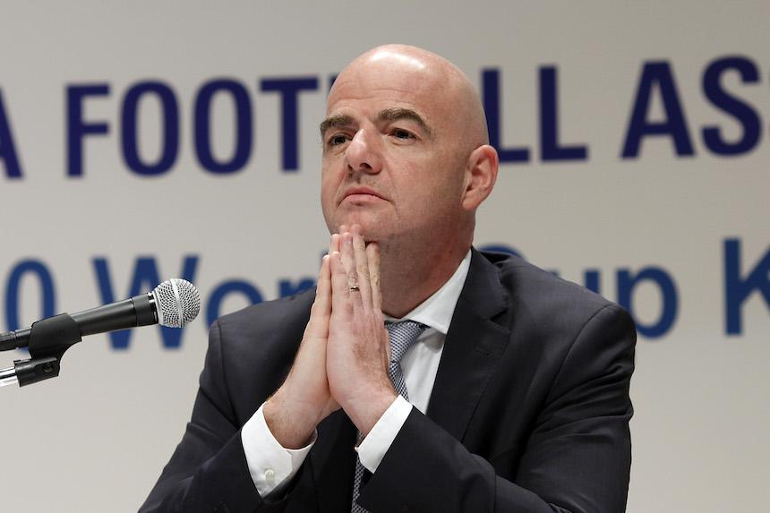 Gianni Infantino quiere más selecciones