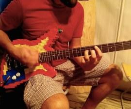 Guitarra Lego