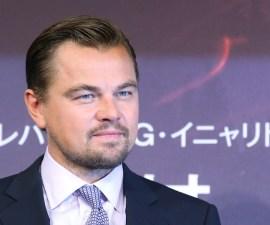 Actor y productor Leonardo DiCaprio